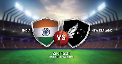 PlayerzPot Cricket Predictions: India vs New Zealand | 2nd T20I
