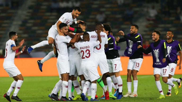 Qatar stuns unlucky Japan to lift 2019 Asian Cup