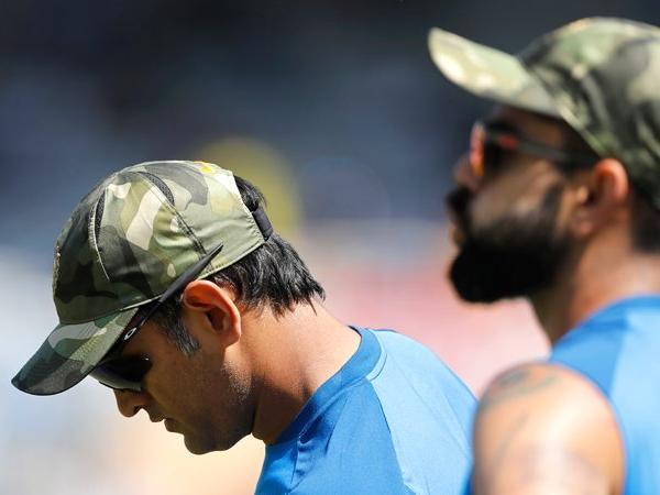 ICC responds after PCB's complaint against Team India for wearing camouflaged caps.