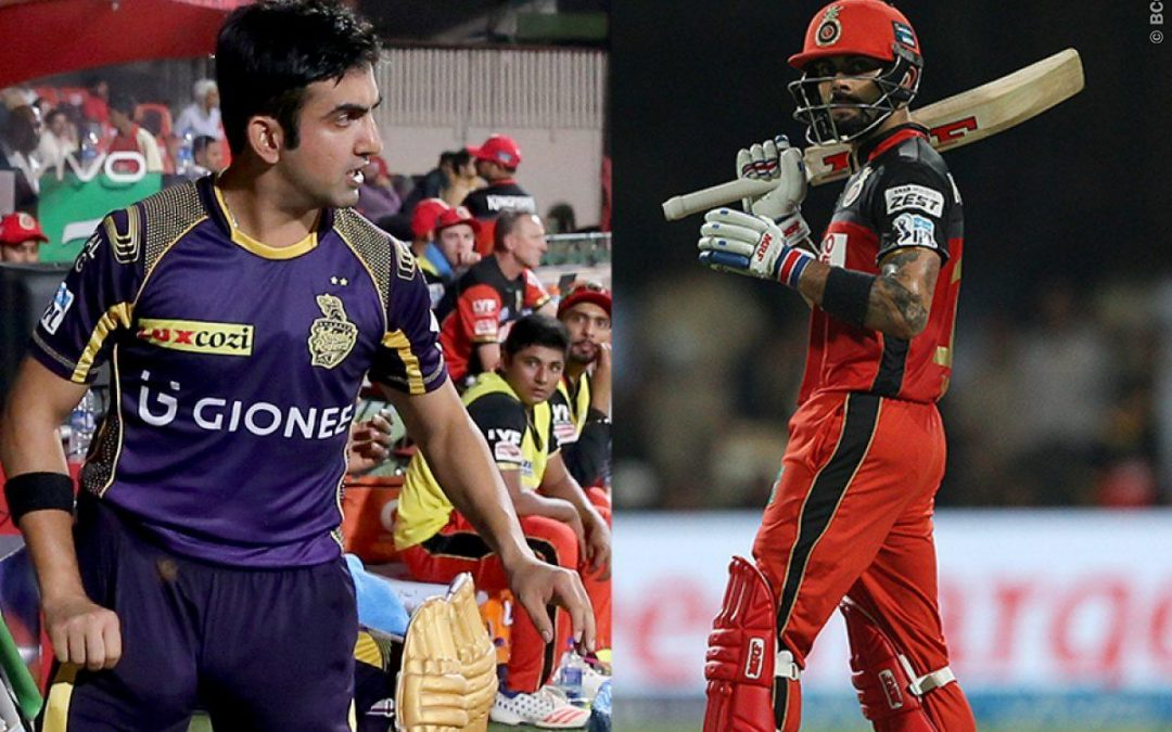 """""""Kohli can't be compared with Dhoni or Rohit Sharma,"""" Gambhir criticizing yet again."""