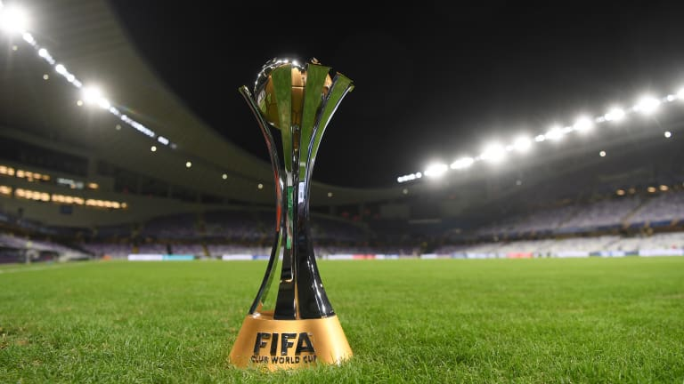 FIFA approves new Club World Cup format.