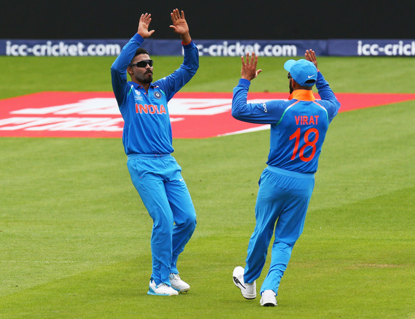 2nd ODI: Ravindra Jadeja embossed among legends; Virat Kohli breaks another record.