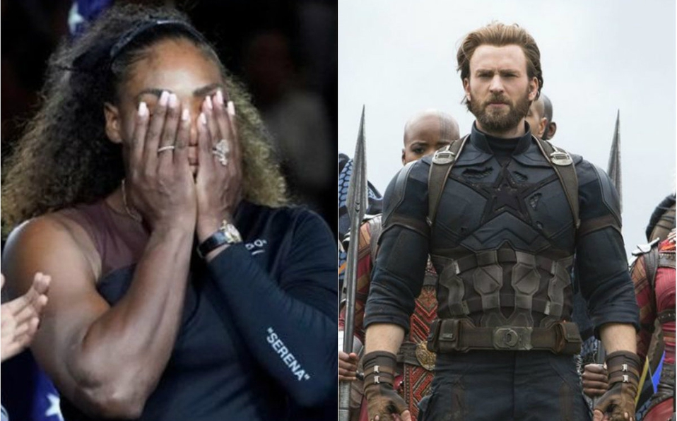 Serena Williams spoils Avengers: End Game biggest secret; Steve Rodgers to die?