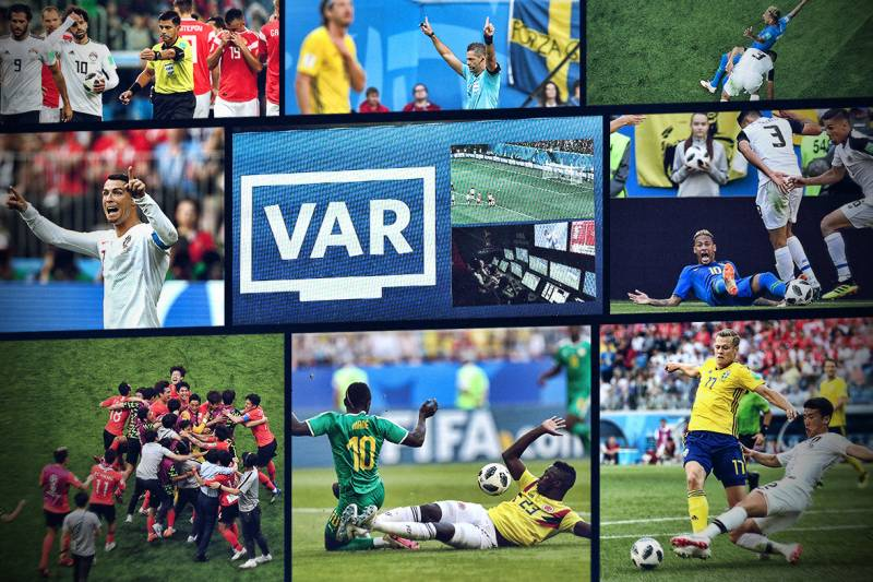 FIFA recommends the use of VAR at 2019 Women's World Cup