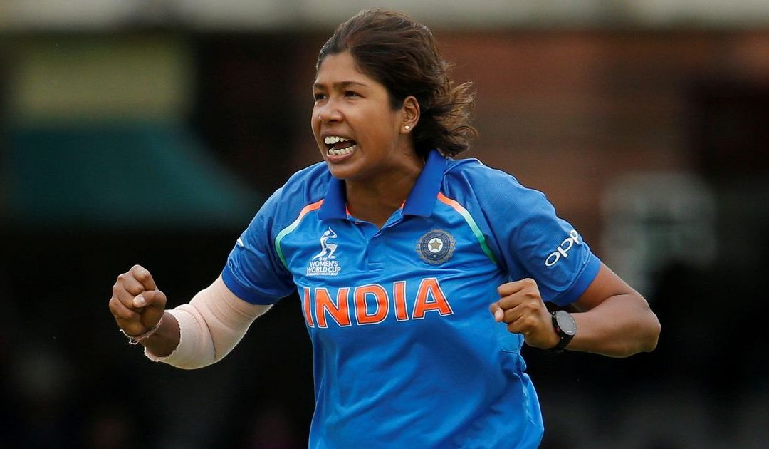 Jhulan Goswami rises to the top of ODI rankings