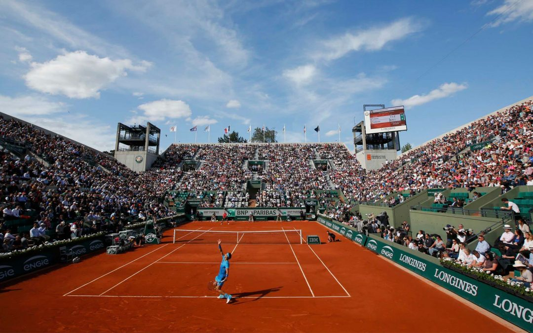 French Open increases prize money by 8 percent for 2019