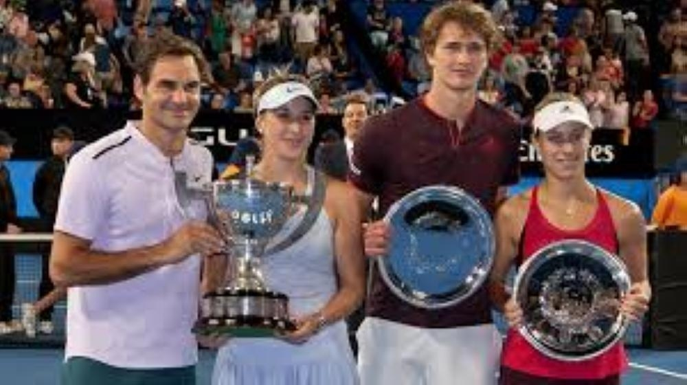 Hopman Cup ends after 3 decades as Perth made ATP Cup host