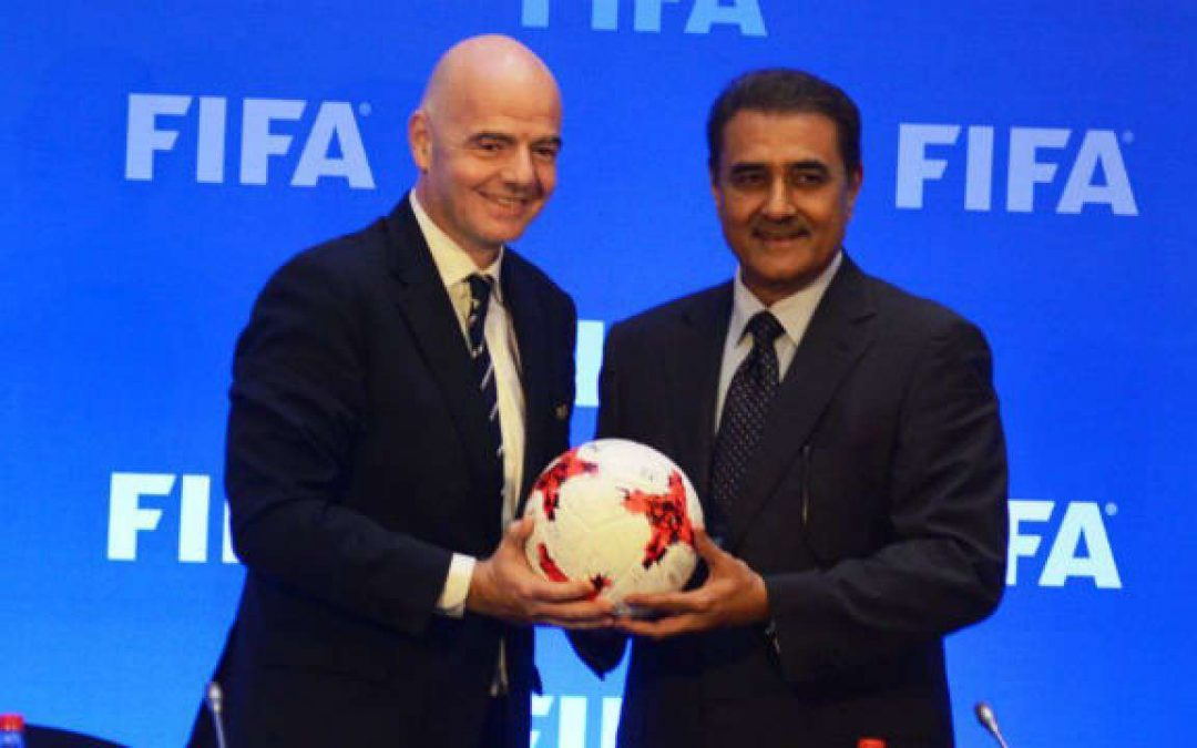 Praful Patel set to become first Indian in FIFA Executive council
