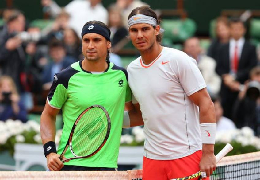 Rafael Nadal salutes retiring Ferrer in Barcelona:' We are all grateful to him'