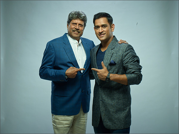 "Kapil Dev sheds wise words for MS Dhoni; ""I think MS has served the country very well and we must respect him."""