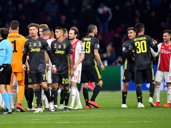 Brilliant Ajax win to knock out Juventus