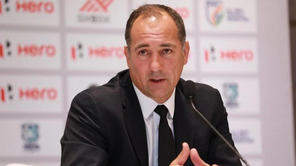 Chhetri needs to fight for a place in the team just like others: Igor Stimac