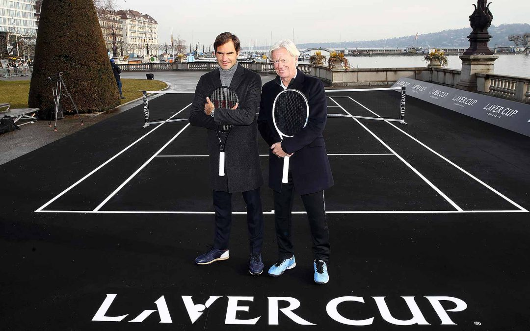 ATP and Laver Cup join forces to become a part of the ATP tour!