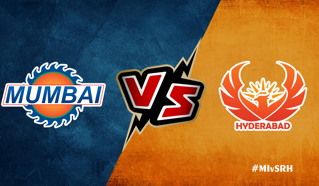 Mumbai vs Hyderabad : Match Predictions, Probable Line-ups, PlayerzPot Playing XI and Match Details