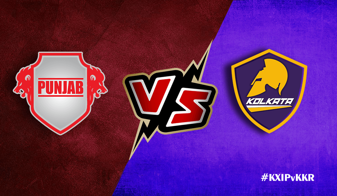 Punjab vs Kolkata : Match Predictions, Probable Line-ups, PlayerzPot Playing XI and Match Details