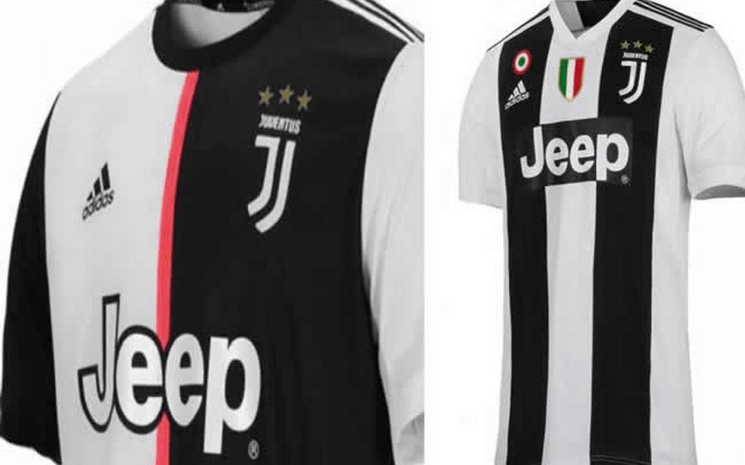 Juventus breaks 115-year-old tradition as new kit unveiled!