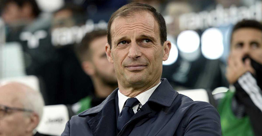 Massimiliano Allegri to leave Juventus at end of season