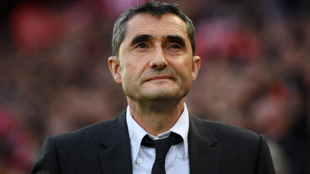 Valverde in trouble after another Champions League 'disaster'
