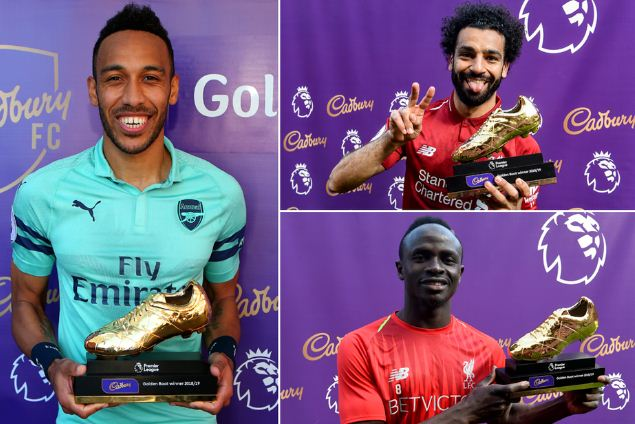 African trio share Premier League Golden Boot!