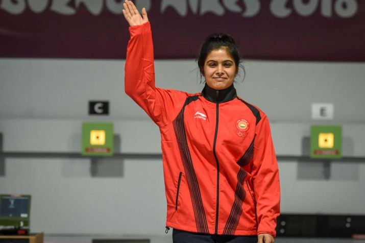 Munich World Cup: Manu Bhaker secures India's 7th Olympic quota