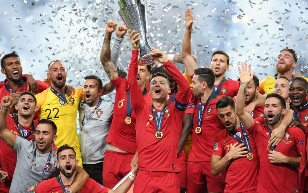 Portugal clinch UEFA Nations League title beating the Netherlands 1-0