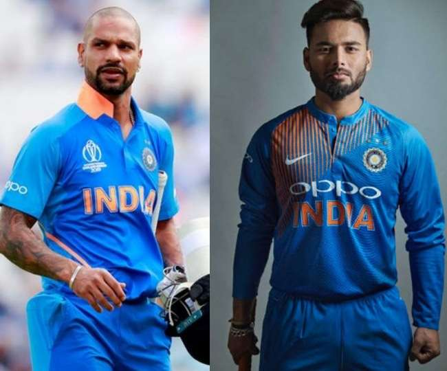 World Cup 2019: ICC confirms Rishabh Pant as Shikar Dhawan's replacement