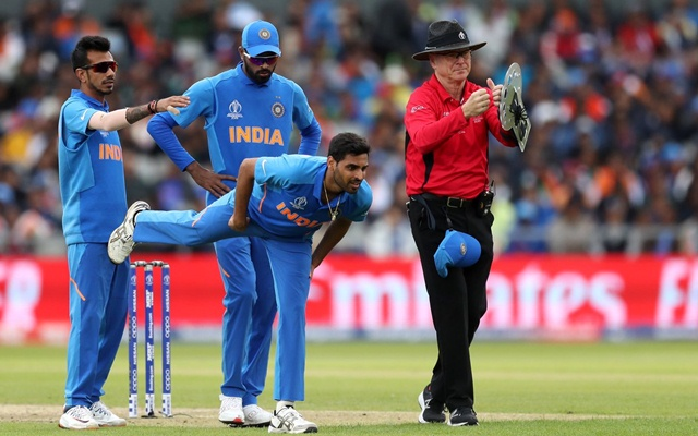 Bhuvaneshwar kumar's injury a concern for India?