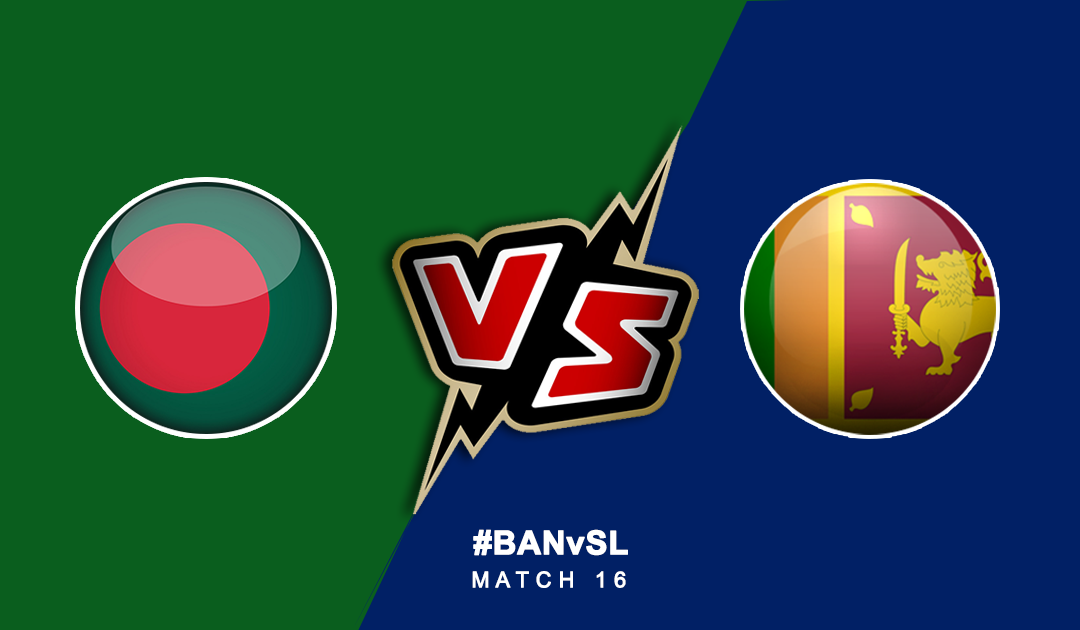 World Cup 2019: Bangladesh Vs Sri Lanka | PlayerzPot Prediction
