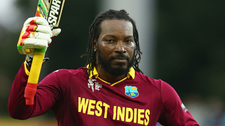 Chris Gayle to hang up his boots from International cricket after India series!