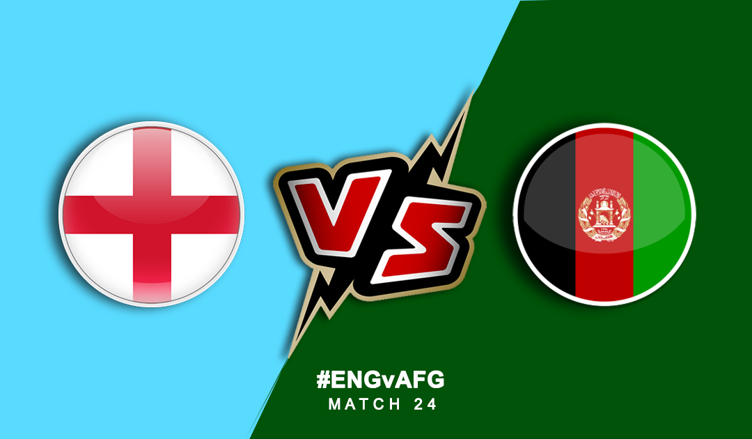 World Cup 2019: England Vs Afghanistan | PlayerzPot Prediction