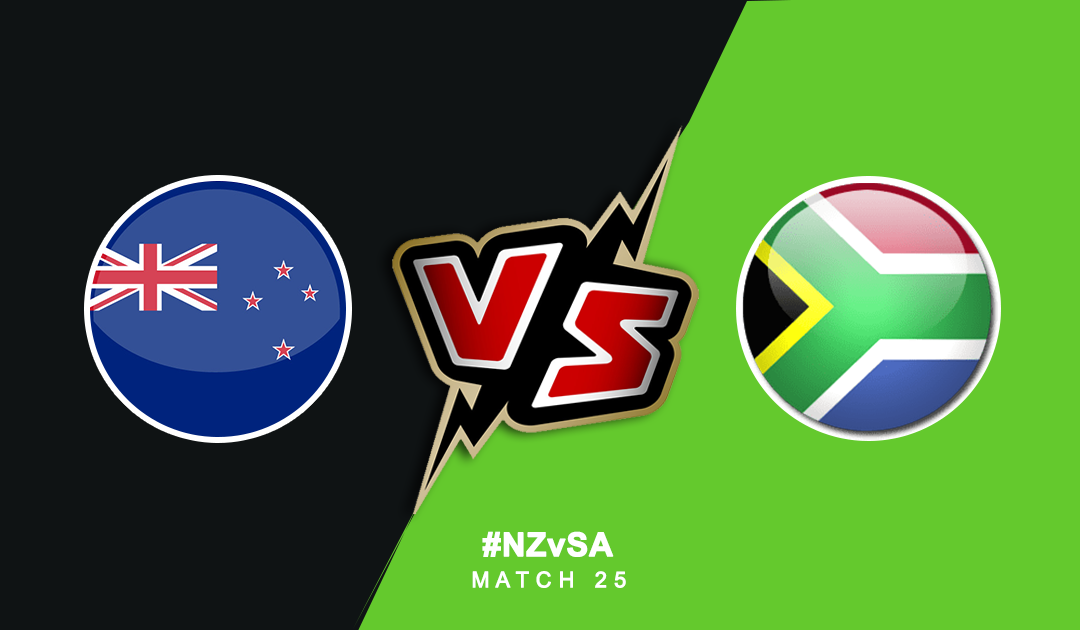 World Cup 2019: New Zealand Vs South Africa | PlayerzPot Prediction