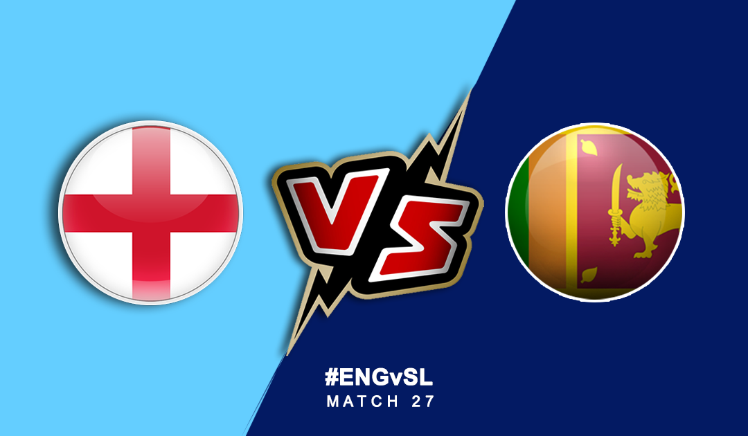 World Cup 2019: England Vs Sri Lanka | PlayerzPot Prediction