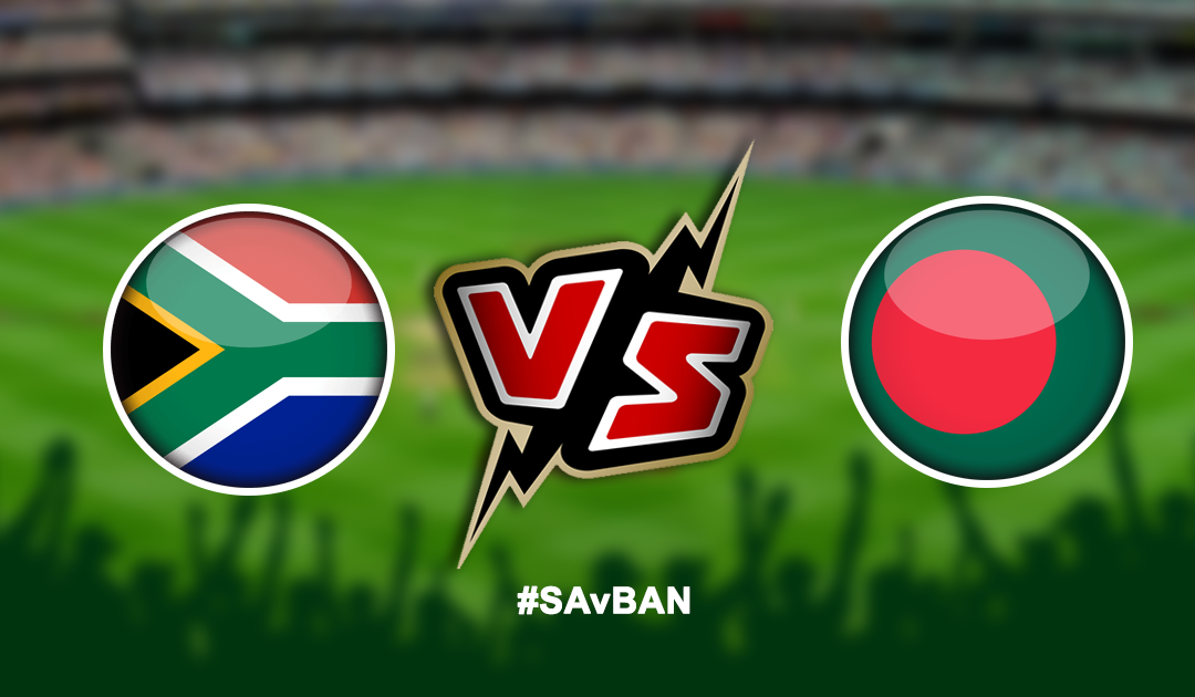 World Cup 2019: South Africa Vs Bangladesh | PlayerzPot Prediction