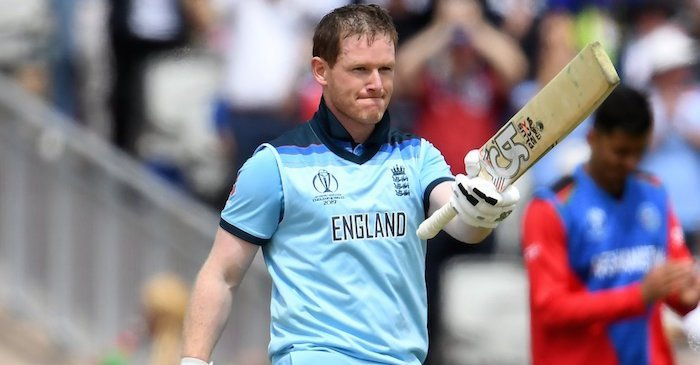 Eoin Morgan joins the party; England the strongest contenders!