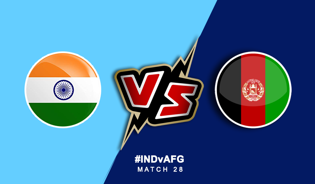 World Cup 2019: India Vs Afghanistan | PlayerzPot Prediction