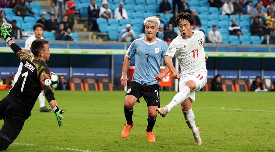 VAR controversy again after Uruguay get Copa America draw vs. Japan