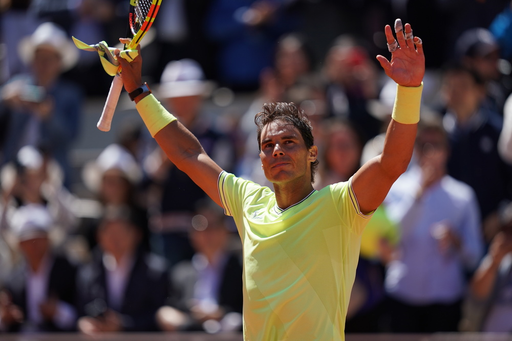 Nadal beats Federer to reach French Open 2019 Final