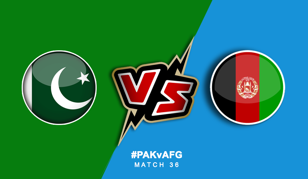 World Cup 2019: Pakistan vs Afghanistan | PlayerzPot Prediction