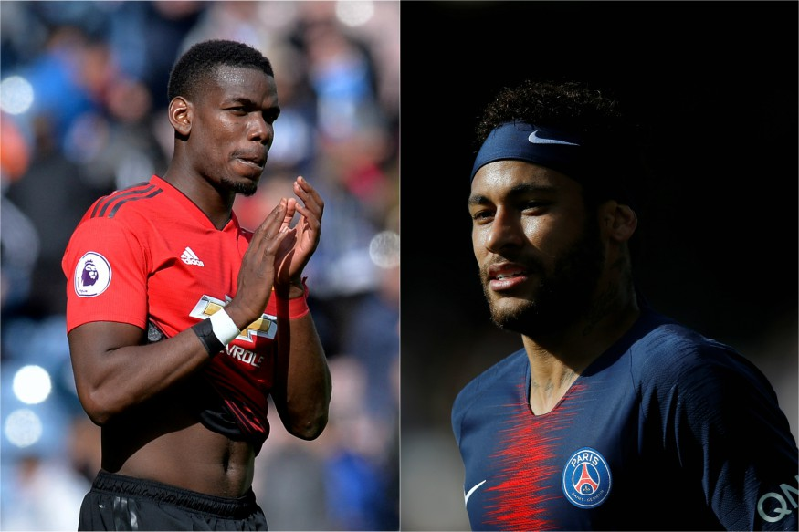 Neymar's PSG future clouded as Pogba hands Manchester United transfer headache.