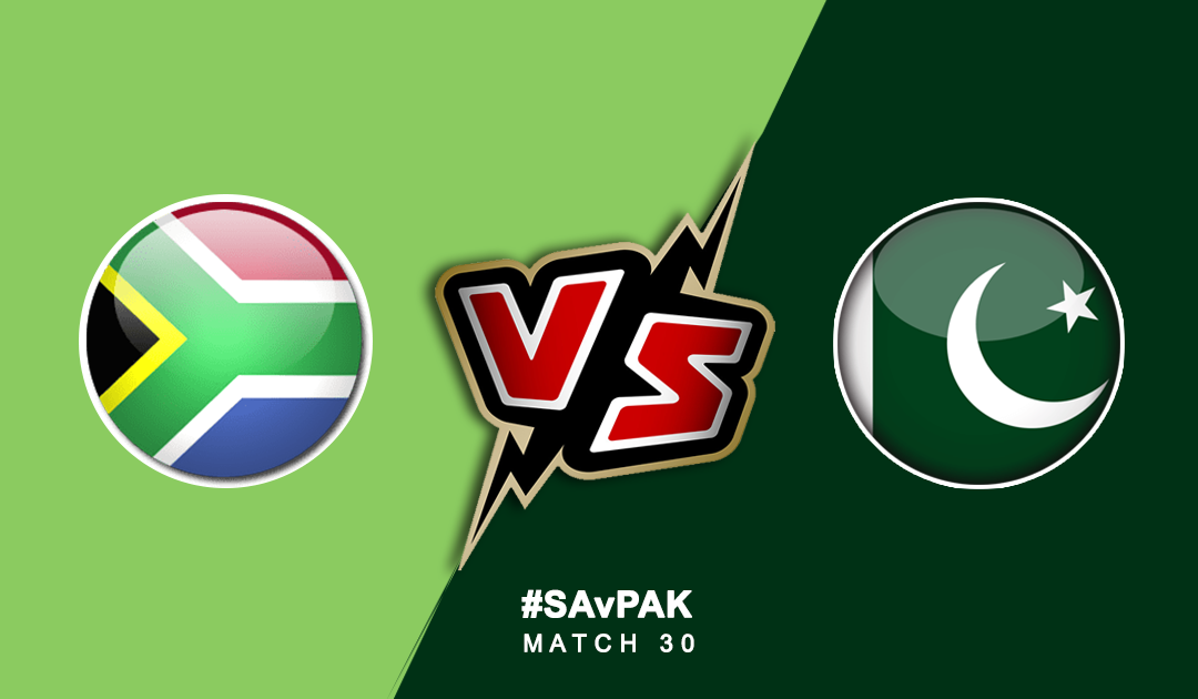 World Cup 2019: Pakistan Vs South Africa | PlayerzPot Prediction