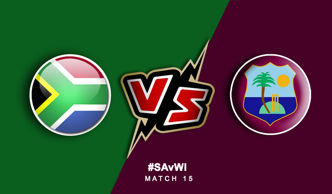World Cup 2019: South Africa Vs West Indies | PlayerzPot Prediction
