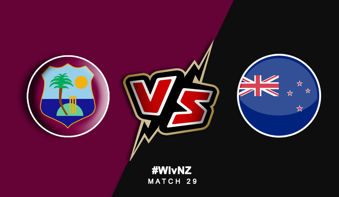 World Cup 2019: West Indies Vs New Zealand