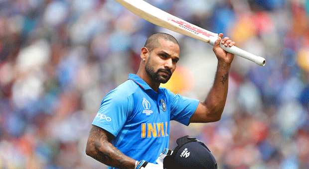 DHAWAN'S INJURY; INDIAN NO.4 IN QUESTION!