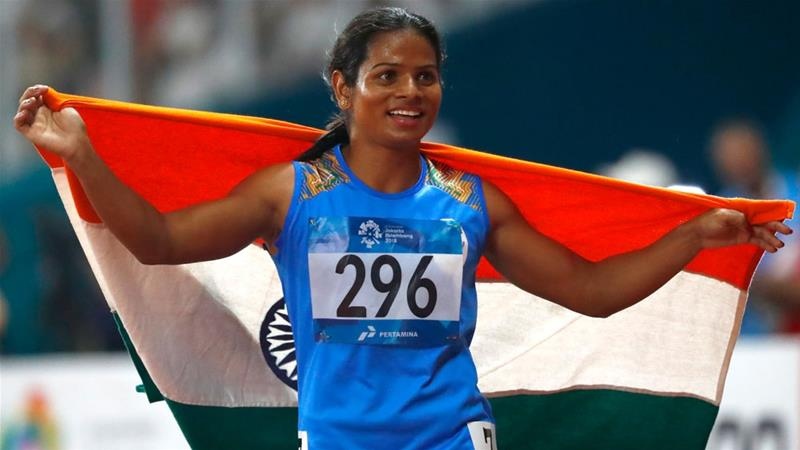 Sprinter Dutee Chand pulls out of Central Asian Events