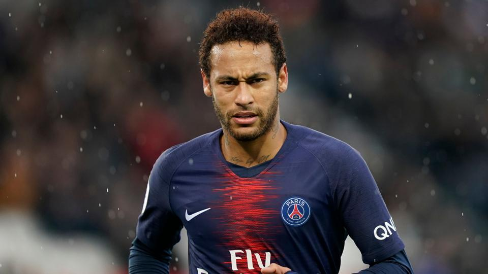 UEFA rejects PSG's appeal over Neymar's three-match ban