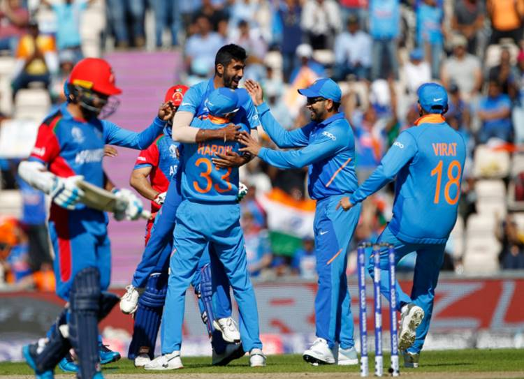 Afghans solid, India held their nerves!