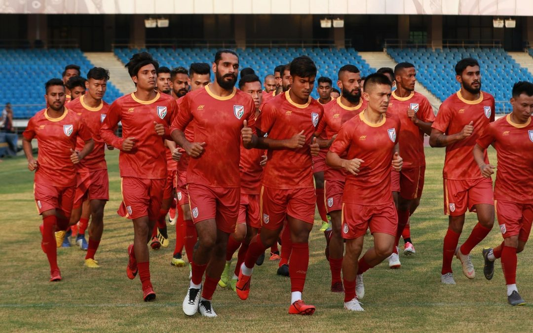 FIFA Rankings: India static at 101!