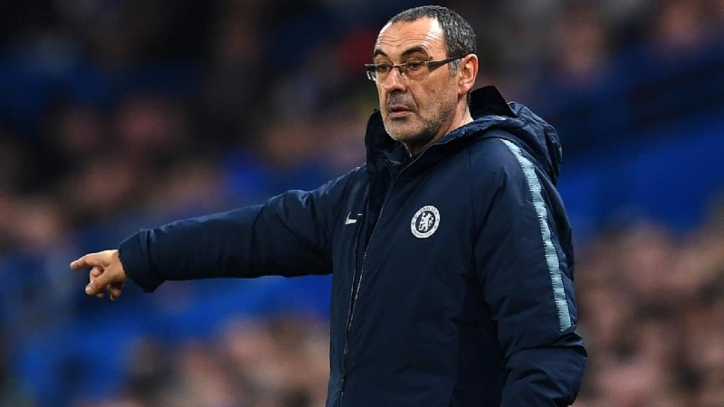 Blues agree on a deal for manager Maurizio Sarri to join Juventus.