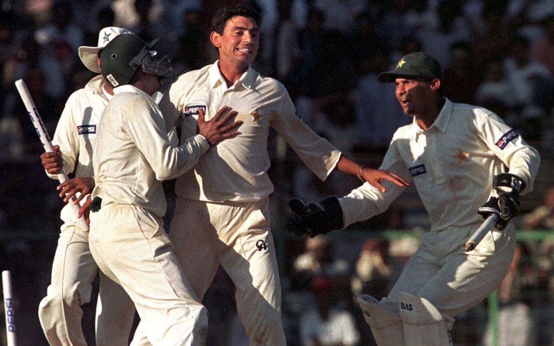 Pakistan fans pick 1999 Chennai clash with India as their 'greatest test match'