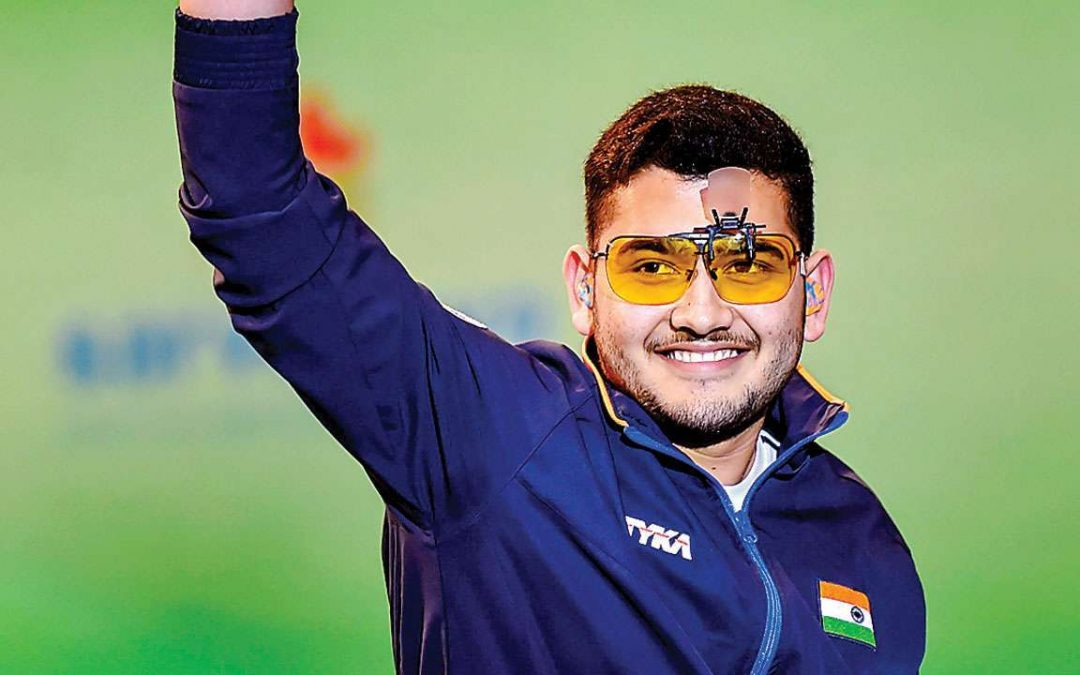 ISSF Junior World Cup: Anish Bhanwala wins gold